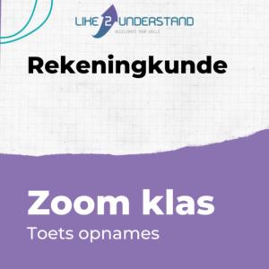 Zoom Klasse